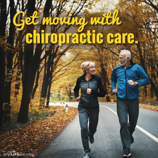 Get moving with chiropractic care
